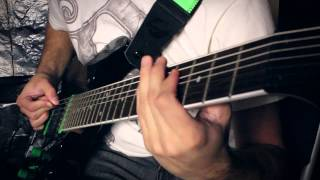 Repeat youtube video Eminem Feat. Rihanna - The Monster - FULL Metal / Metalcore / Djent COVER - Andrew Baena