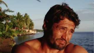 Bixente Lizarazu à Tahiti