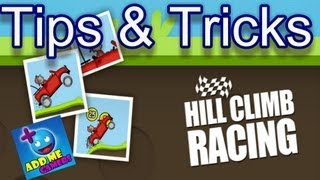 Hill Climb Racing Tips & Tricks & HInts [ Part1 ]