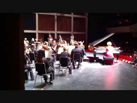 Valerie Tryon plays Chopin Waltz & Liszt Totentanz