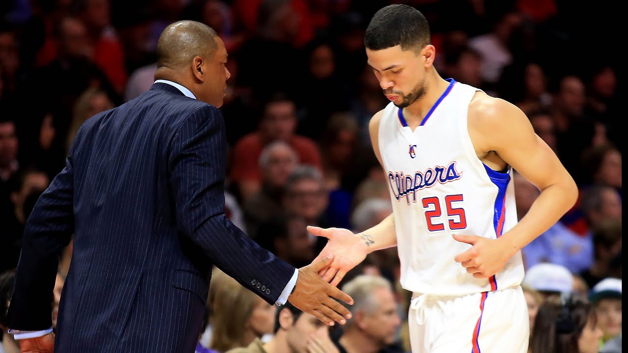 Austin Rivers on the Relationship with his Father Coach Doc RIvers