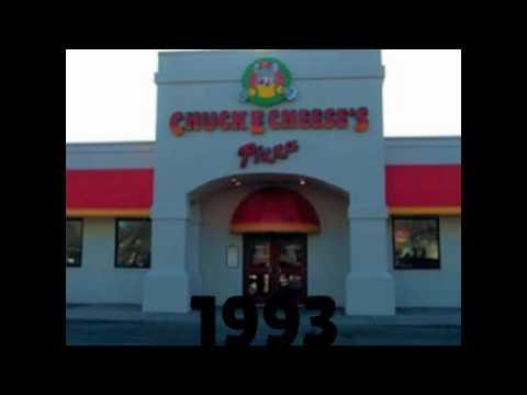 chuck e cheese history