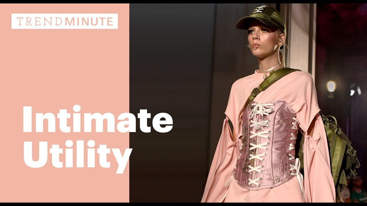 46a1f28d354f6 Trend Minute: Intimate Utility - YouTube