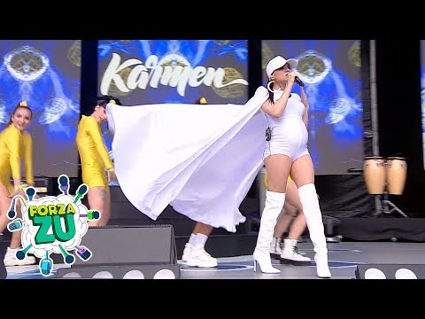 Karmen - Play Me / Lock My Hips (Live la Forza ZU 2019)