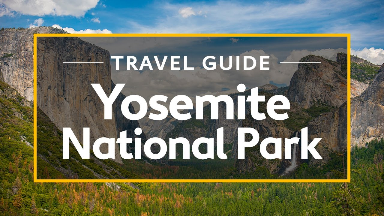 Yosemite National Park Vacation Travel Guide | Expedia