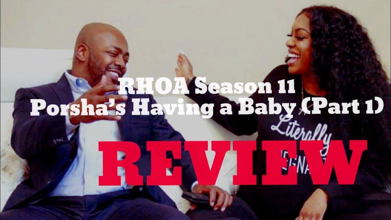 👽 PORSHA'S HAVING A BABY - Episode 1 -