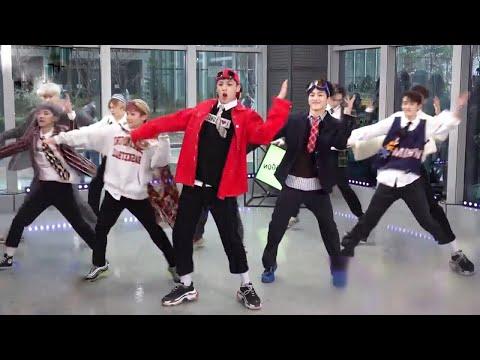 (Mirrored) Pentagon (펜타곤) - Shine (빛나리)  Choreography Dance Practice Performance Mirror