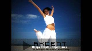 Akcent - Happy People Happy Faces (Intelligent Macedonia DJ m!ke Mashup)