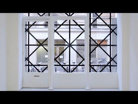 Cholet-New York. François Morellet avec Ellsworth Kelly, Sol LeWitt, Fred Sandback & Frank Stella