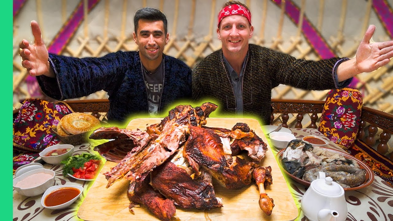 WAGYU LAMB!!! Uzbekistan's UNKNOWN Nomad Mountain Meat!