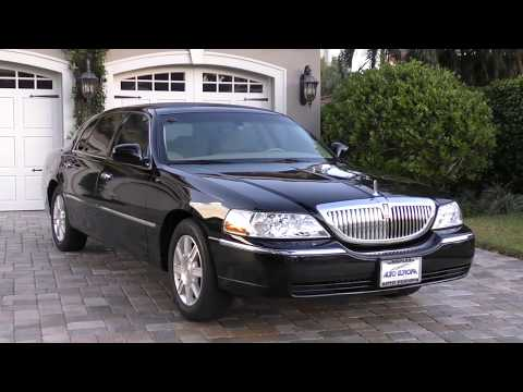 2007 Lincoln Town Car Executive L Livery Review And Test Drive By