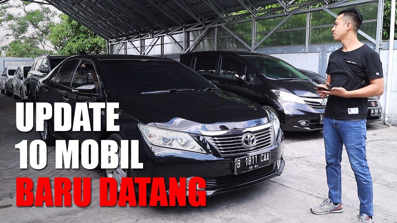10 Stock Mobil Baru Datang Gogo Mobilindo - Jual Beli Mobil Bekas
