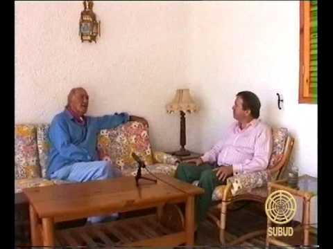 SUBUD - Ronimund von Bissing & Simon Guerrand - Interview  in 1996 - 4th part of 6 - flv.flv