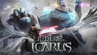 Riders of Icarus : Conferindo o Game