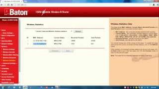 How to Block someone in Wifi router | IBALL-BATON |