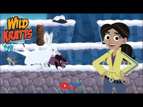 Wild Kratts Rescue Run: Aviva Snowy Print Christmas -  PBS Kid Games