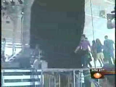 Hilary Duff con RBD (Noticiario Mexicano) Videos De Viajes