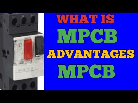 WHAT IS MPCB & ADVANTAGES OF MPCB-MOTOR PROTECTION CIRCUIT BREAKER