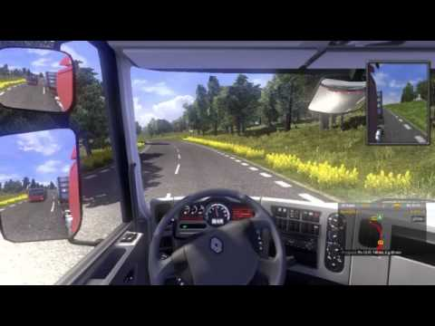 [PL] Linux gry: Euro Truck Simulator 2 v.1.4.12