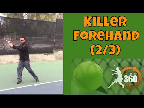 Modern Forehand Technique | CONSISTENCY & POWER (2/3)