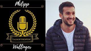 DEIN MENTOR IM OHR! - Upspeak Gründer Philipp Wallinger TalkOfTheWeek #43