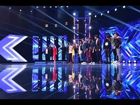 Aceştia sunt CEI OPT concurenţi care intră în Galele Live. Ce au ales juraţii X Factor
