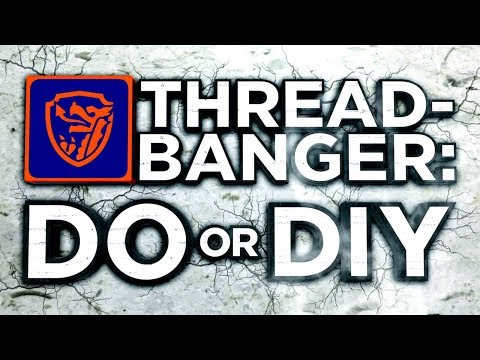 ThreadBanger: Do or DIY Trailer