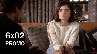 "Pretty Little Liars 6x02 Sneak Peek #2 - ""Songs of Innocence"" - Season 6 Episode 2"