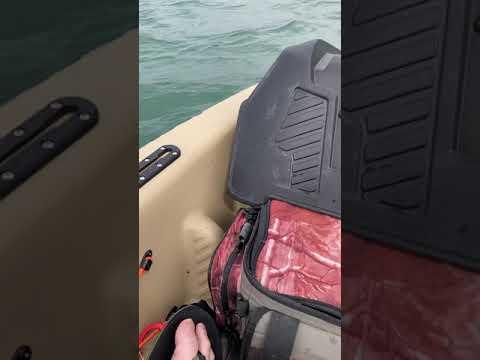 Pelican Catch PWR 100 Rough Water w/ Mercury 3.5hp