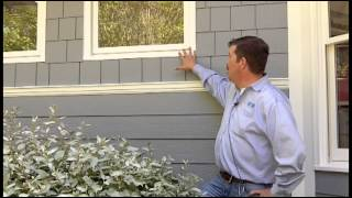 Summary of installing fiber cement siding with siding insulation