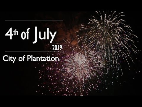 4th Of July Plantation Florida // Celebrations 2019