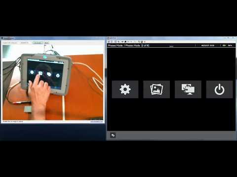 Mentor EM 12   Using the Files Manager to Transfer Data
