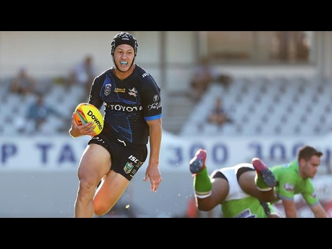 NRL AUCKLAND 9's BEST TRIES (2017)