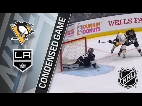 01/18/18 Condensed Game: Penguins @ Kings