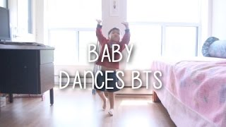 baby dances to bts fire run dope i need u butterfly giveaway winners