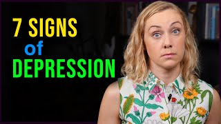 7 Signs Of Depression You Haven't Heard Of