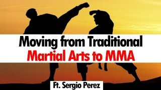 Moving from Traditional Martial Arts to MMA • Ft. Practical Combat Martial Arts