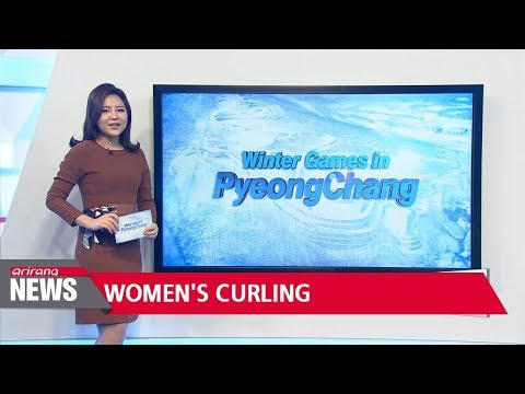 South Korean women's curling team wins 11-2 against OAR