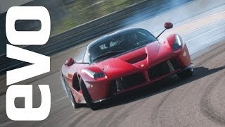 Ferrari LaFerrari first drive video: the greatest Ferrari ever? | evo REVIEW
