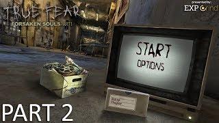 True Fear: Forsaken Souls I GAMEPLAY part 2 - ACT 1 - Hidden Object Game Walkthrough PS4 PRO