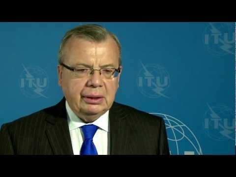 ITU INTERVIEWS:YURY FEDOTOV, Executive Director, UNODC