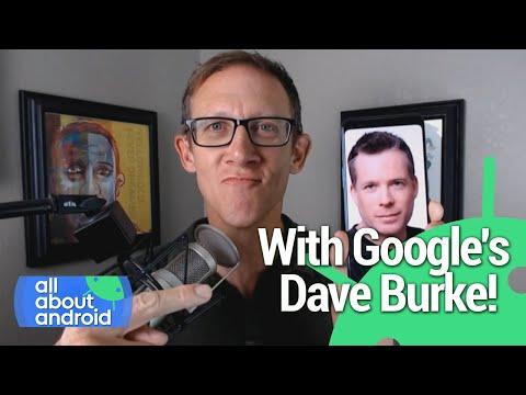 Google's Dave Burke Talks Android 11 -Conversations, Permissions, Background Kills, Updates, Dessert