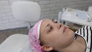 Прямой эфир. Ламинирование ресниц Lash Botox. Часть 1
