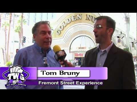 Fremont Street Experience, Las Vegas, December 2012: This Week in Gambling
