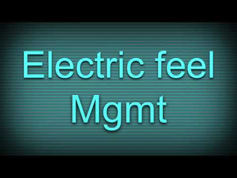 Electric Feel by mgmt slowed down