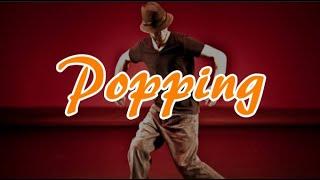 【这!就是街舞】特輯六:Popping震爆眼珠的田一德與視覺震撼的楊文昊