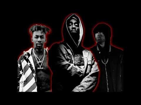 Eminem ft 2pac & Dax - Killshot Remix (MGK, KSI, Mobb Deep, D ...
