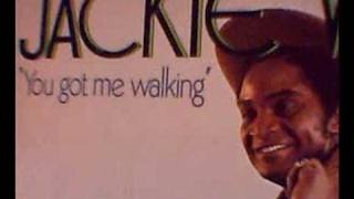 JACKIE WILSON --- YOU GOT ME WALKING