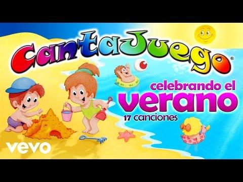 CantaJuego - Celebrando el Verano (Colección Oficial 17 Canciones Infantiles)