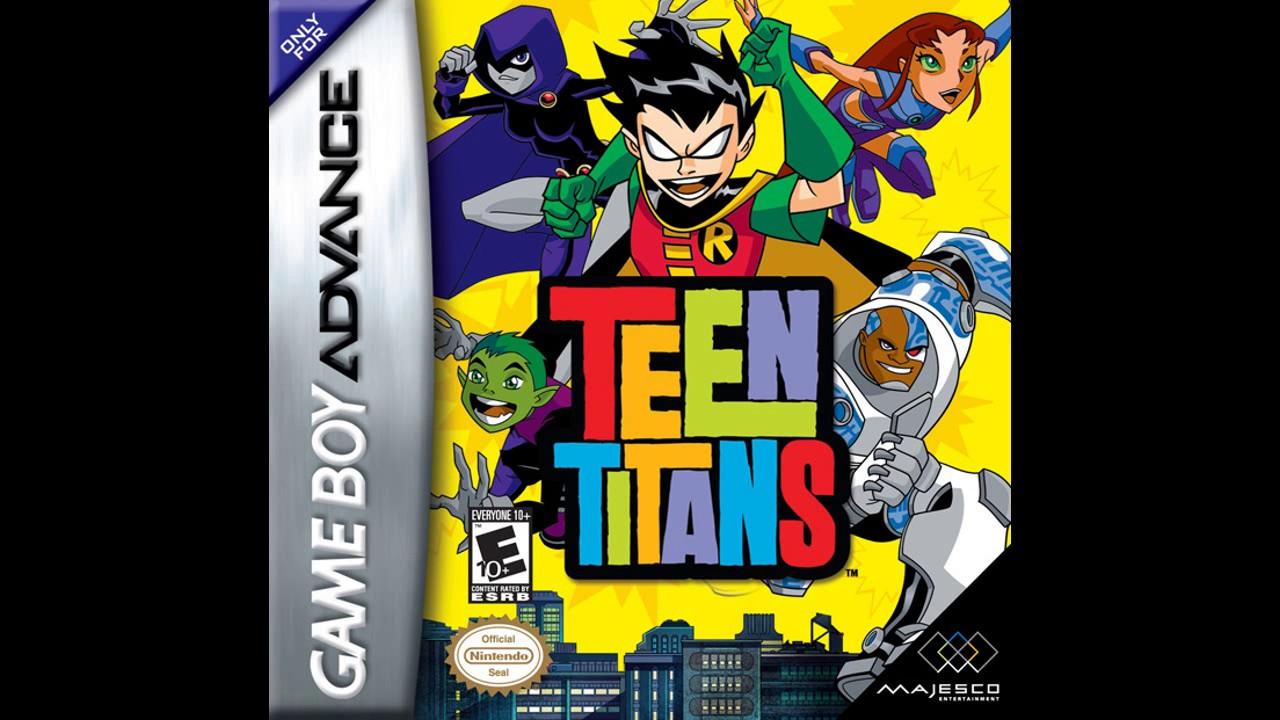 Quest teen titans music vid think